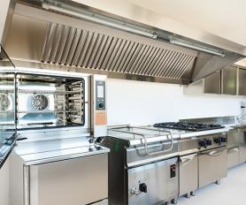 Fabrication de mobilier de cuisine en inox à Nice, Antibes, Cannes...